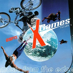 ESPN Presents X Games, Vol. 1 - Music From The Edge - Edge Music
