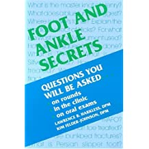 Foot and Ankle Secrets
