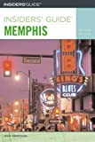 Front cover for the book Insiders' guide to Memphis by Nicky Robertshaw