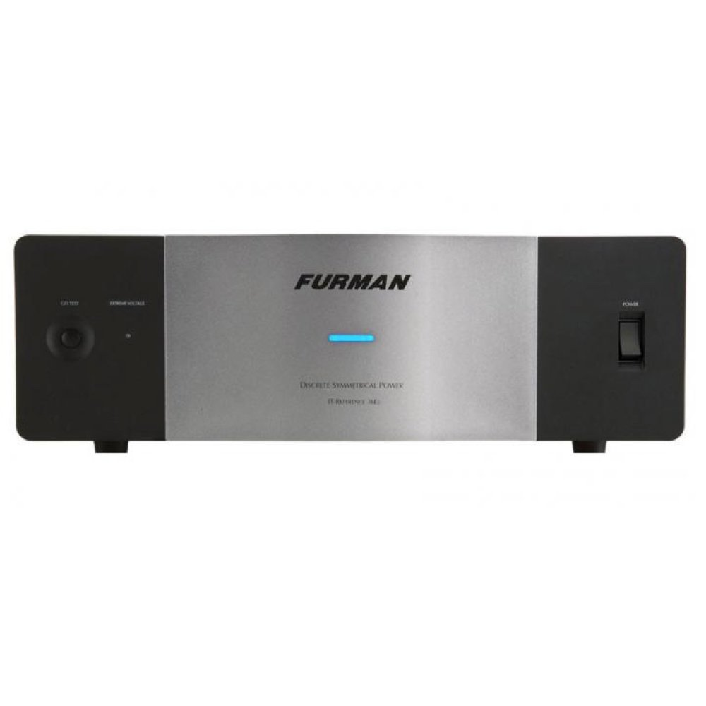 Furman IT-Reference 16E i 220v Balanced AC Power Source (Black/Silver)