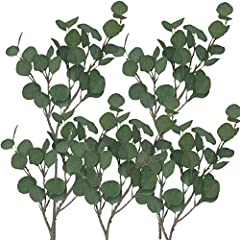 ☆ Asia Fortune Artificial Eucalyptus is a really amazing product ☆  Give yourself, your dear friends, and your mother and children good luck! If you want to decorate your home with new ideas, we suggest you try it on your own or with your kid...