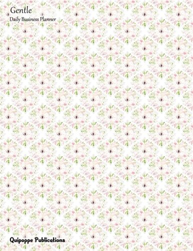 amazon gentle daily business planner bridal suite pattern