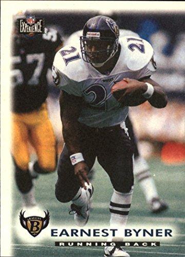 (1997 Score Board NFL Experience #80 Earnest Byner)