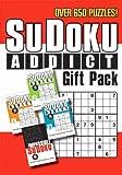 Su Doku Addict Gift Pack 4 Copy Prepack, BradyGames, 0744006724