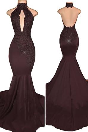 Mermaid Prom Dresses 2018