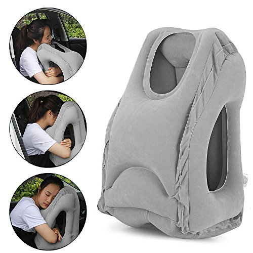 Airplane Traveling Pillows Airplanes Inflating product image