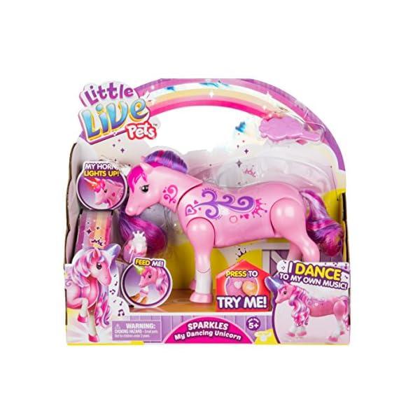 Little Live Pets - Sparkles My Dancing Interactive Unicorn   Dances & Lights to Music - Engaging Fun - Batteries… 14