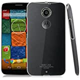 Heartly Imak Crystal Clear Hot Transparent Thin Hard Best Back Case Cover For Motorola Moto X2 X 2nd Generation XT1092