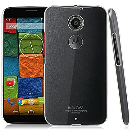 wholesale dealer 01c46 03981 Heartly Imak Crystal Clear Hot Transparent Thin Hard Best Back Case Cover  for Motorola Moto X2 X 2nd Generation XT1092