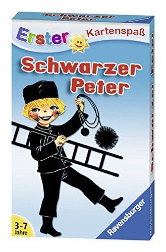 Schwarzer Peter - Kaminkehrer by Unknown