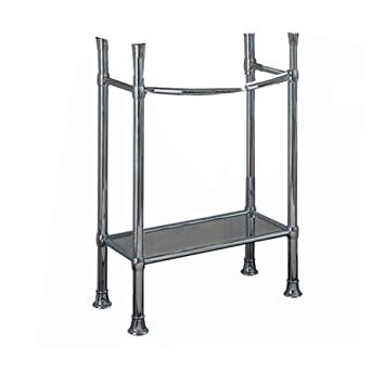American Standard 8711.000.002 Retrospect Console Table Legs, Polished  Chrome