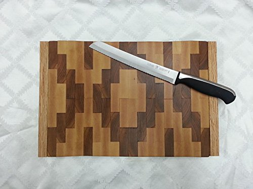 Diamond Cherry Butcher Block
