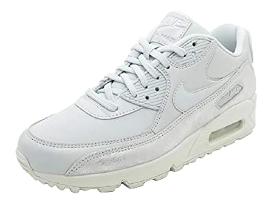 | Nike Womens Air Max 90 PRM Pure PlatinumPure