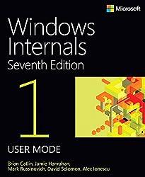 Windows Internals, Book 1: User Mode (7th Edition)