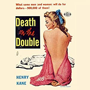 Death on the Double Audiobook