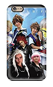 High Quality Renita J Taylor Kingdom Hearts 3d Skin Case Cover Specially Designed For Iphone - 6