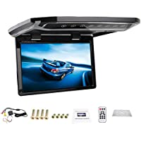New 12.1 inch HD USB SD HDMI FM Car 1080P Car Roof Mount Monitor/Flip down/Over head/Car Ceiling Wide/Drop Down LCD Monitor Display