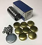 Best Cam For 350 Chevies - Cam Bearings & Brass Freeze Plug Set 1968-2003 Review