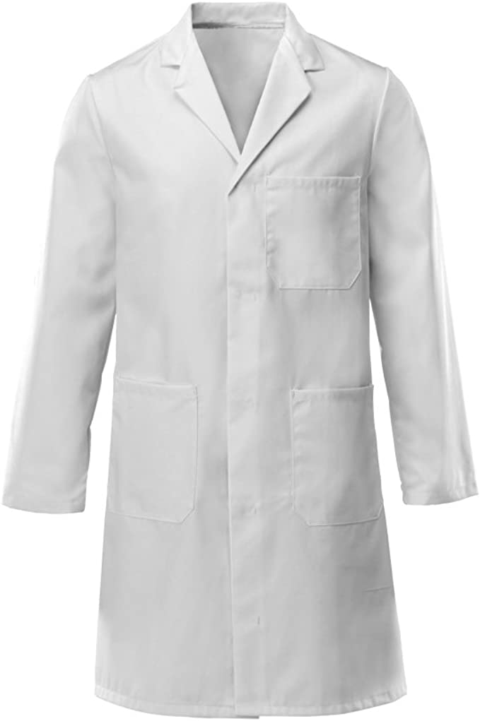 Female Plain White Alexandra Womens Coat, Size: 108Cm Chest (Size 18)