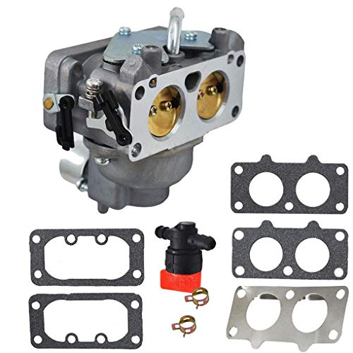 Topker Engine Accessories Carburetor Replacement for Kawasaki FX751V 15004-0939 Fuel Filter Gaskets Kit by Topker (Image #3)