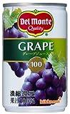 Del Monte grape juice 160gX30 this