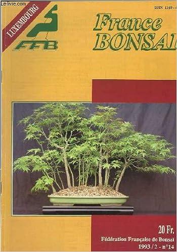 Libérez-le pour le téléchargement France bonsaï n°14 : le tronc, par p. hérault. la taille et sa cicatrisation, par f. houette ... B003WRELOY PDB