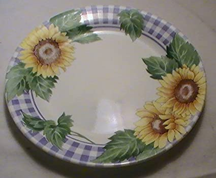 Amazon.com | Corning Corelle Sunsation Sunflowers 7\
