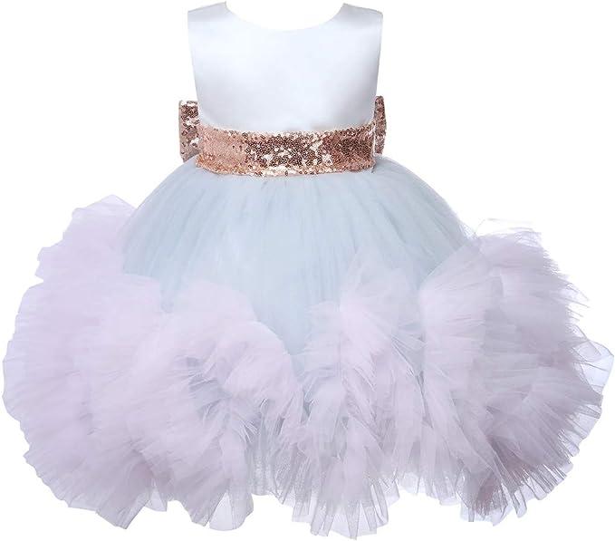 Amazon.com: ZTXHRS vestido de niña sin mangas con ...