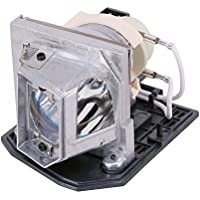 LOUTOC BL-FP230D/SP.8EG01GC01 BL-FP230H/SP.8MY01GC01 BL-FP230J Projector Lamp Bulb for P-VIP 230/0.8 e20.8, for OPTOMA HD23GT750E HD20 TX612 TX612-3D Lamp Bulb Replacement(with housing)