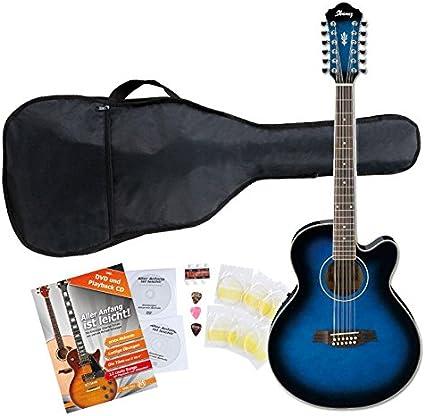 Ibanez ael1512e de TBS Western Guitarra Starter Set (Guitarra ...