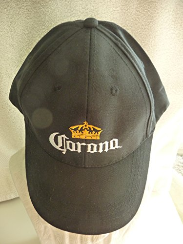 corona-extra-baseball-hat-black
