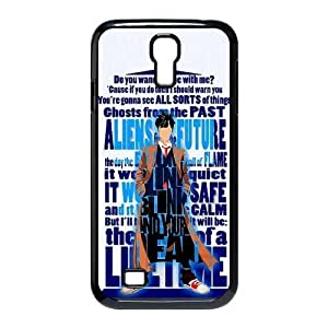 Custom Your Own Doctor Who Sherlock SamSung Galaxy S4 I9500 Case , Special designer Doctor WhoGalaxy S4 Case WANGJING JINDA