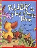 Ruby in Her Own Time, Jonathan Emmett, 0439862787