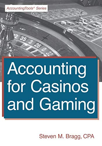 - Accounting for Casinos and Gaming