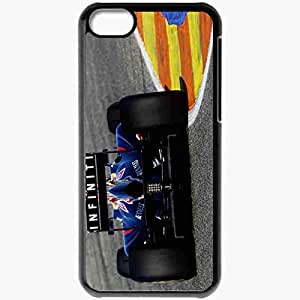 Personalized iPhone 5C Cell phone Case/Cover Skin 37765 Black
