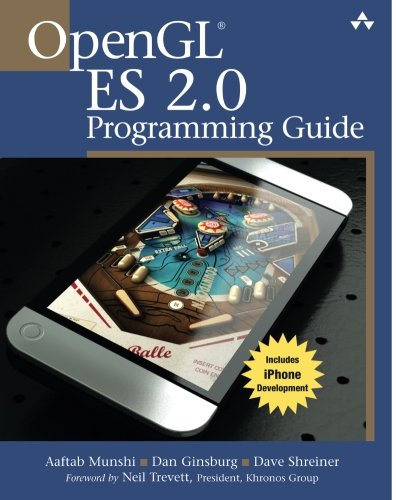 OpenGL ES 2.0 Programming Guide by Addison-Wesley Professional