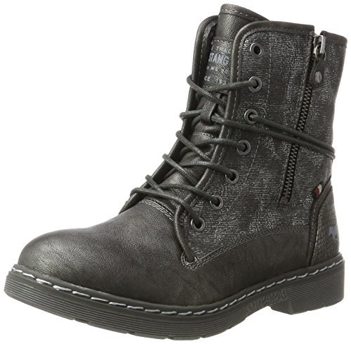 259 Femme 1235 Mustang Gris Bottes graphit 611 EH7IfqIw