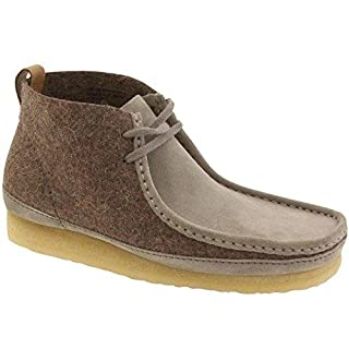 CLARKS Originals Men's Dark Grey Wallabee Boot 8.5 D(M) US (B013KBQMDE) | Amazon price tracker / tracking, Amazon price history charts, Amazon price watches, Amazon price drop alerts