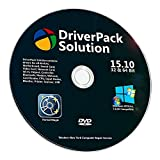 Software : Universal Offline Automatic Complete Device Driver Install DVD For Windows 7, XP, 8, Vista, 8.1, Win 10 Supports HP Dell Toshiba Sony Acer Asus Lenovo Compaq IBM eMachines Gateway, by Western Computer