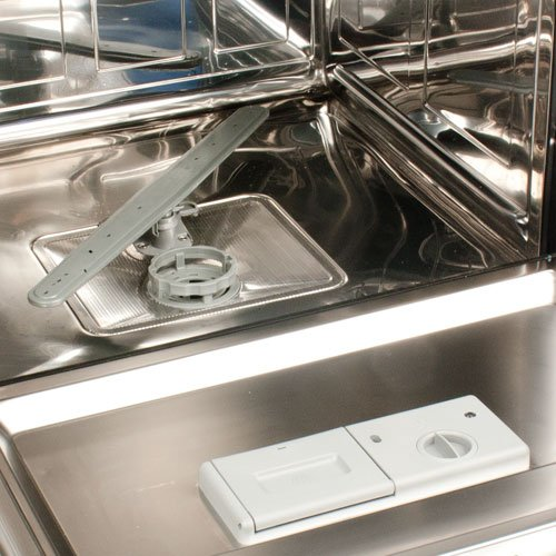 Countertop Dishwasher Dubai : EdgeStar 6 Place Setting Countertop Portable Dishwasher - Silver in ...