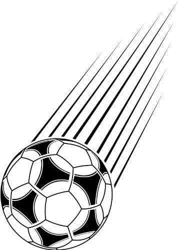 Pegatinas de pared futbol deportes de pelota y pasatiempos arte de ...