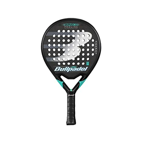 Bullpadel Wing 02 2019 Palas, Adultos Unisex, Negro, 380: Amazon ...