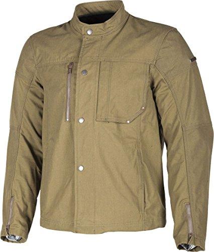 Drifter Canvas - Klim Drifter Mens Off-Road Motorcycle Jackets - Green / Large