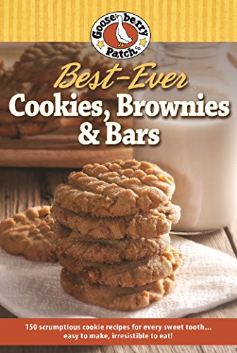 Best-Ever Cookie, Brownie & Bar Recipes (Everyday Cookbook Collection) ()