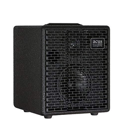 Acus Sound Engineering 03000502 OneforStrings 5 Acoustic Guitar Amplifier - Black [並行輸入品]   B07GTVMQ7K