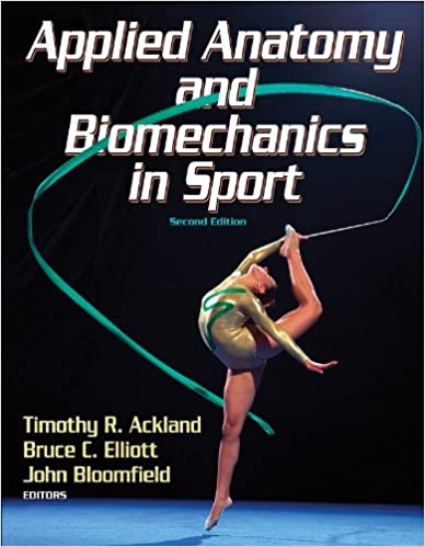 Applied Anatomy And Biomechancis In Sport 2nd Edition