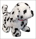 The Walking Barking and Tail Wagging Dalmatian Dog Pet Toy (BATTERIES and EasyBuy Crayon Gift INCLUDED)