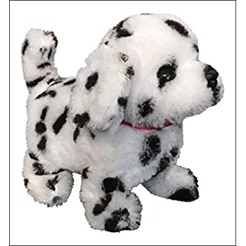 Amazon Com Haktoys Flip Over Puppy Battery Operated Somersaulting