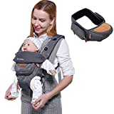 Best baby front carrier - Lekebaby Baby Carrier with Hip Seat Front Review