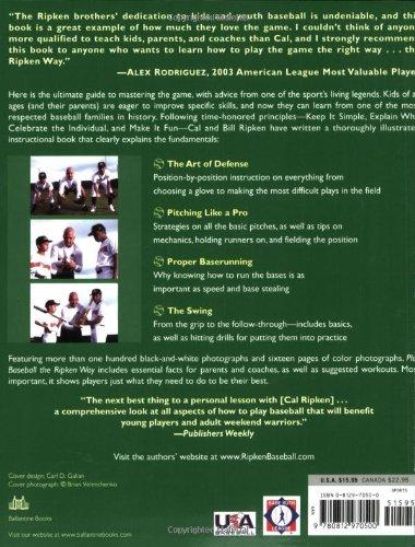 Coaching Youth Baseball the Ripken Way ebook rar